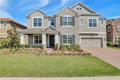 Winter Garden Single Family Home For Sale: 15969 Citrus Knoll Drive