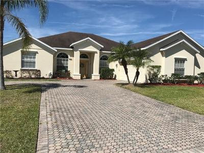 Kissimmee Single Family Home For Sale: 2266 Viehman Trail