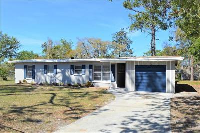 Sanford Single Family Home For Sale: 603 Camellia Court