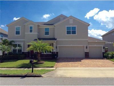 Winter Garden Single Family Home For Sale: 15344 Heron Hideaway Circle