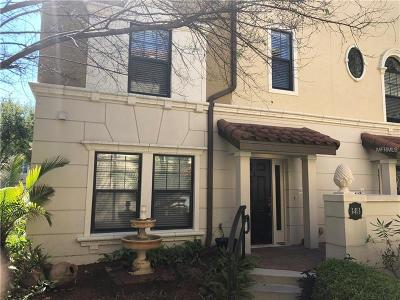 Lake Mary Townhouse For Sale: 3413 Messina Drive