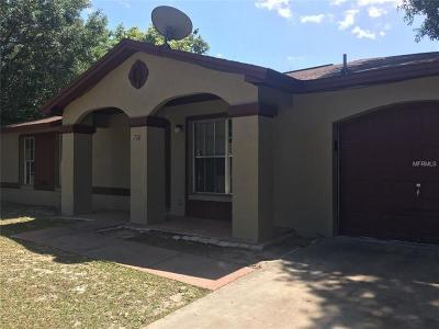 Kissimmee Single Family Home For Sale: 738 Del Rio Way
