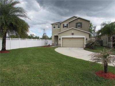 Land O Lakes Single Family Home For Sale: 18946 Parapet Place