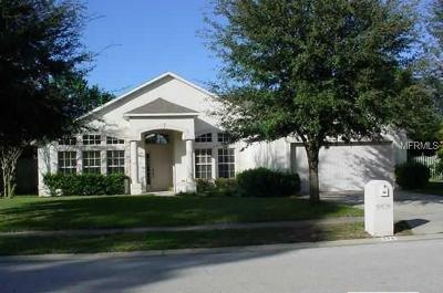 Oviedo Single Family Home For Sale: 574 Yorkshire Drive