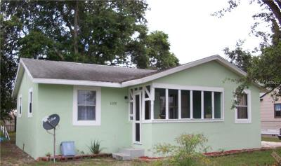 Haines City Single Family Home For Sale: 1226 Avenue I