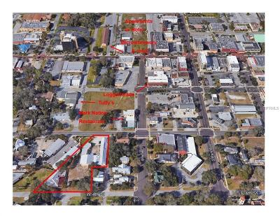 Sanford Residential Lots & Land For Sale: 223 W 3rd Street