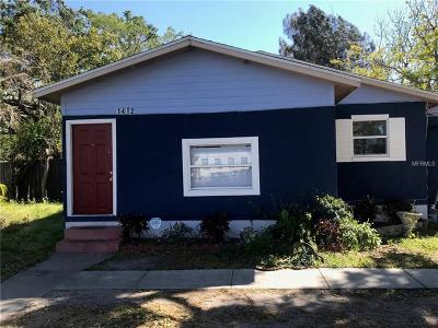 Orlando FL Single Family Home For Sale: $125,000