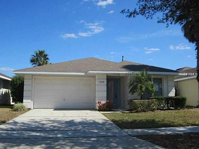 Kissimmee Single Family Home For Sale: 2913 Sunset Lakes Boulevard