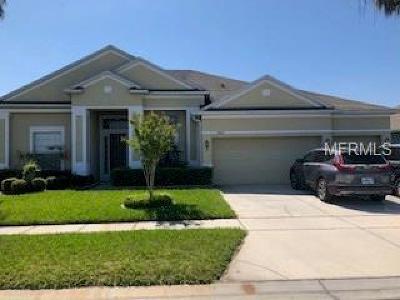Orlando Single Family Home For Sale: 13612 Summer Rain Drive