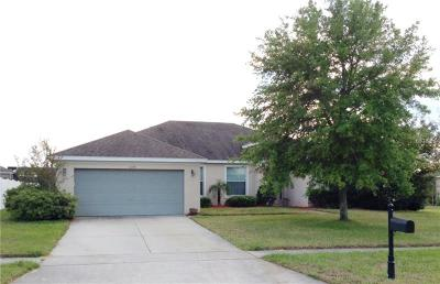 Apopka Single Family Home For Sale: 1130 Degraw Drive