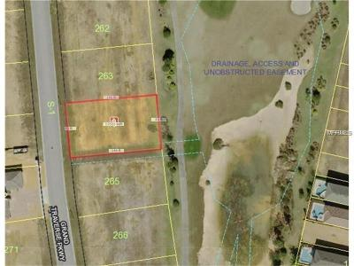 Residential Lots & Land For Sale: 1157 Grand Traverse Parkway