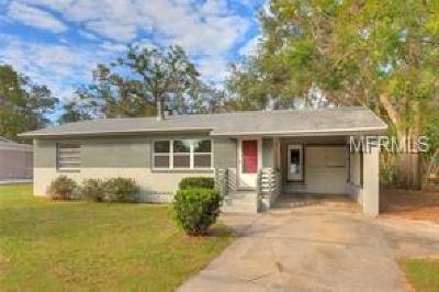 Deland Single Family Home For Sale: 508 S Montgomery Avenue