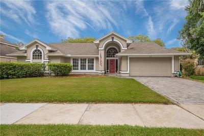 Oviedo Single Family Home For Sale: 2831 Chapelwood Court