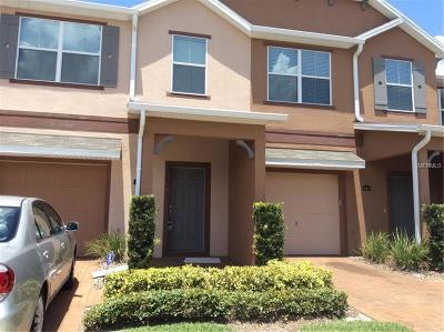 Orlando Townhouse For Sale: 1163 Honey Blossom Drive