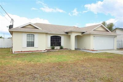 Volusia County Single Family Home For Sale: 2456 Lackland Drive