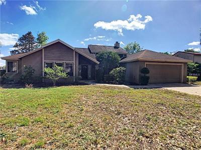 Single Family Home For Sale: 5517 Bay Lagoon Circle