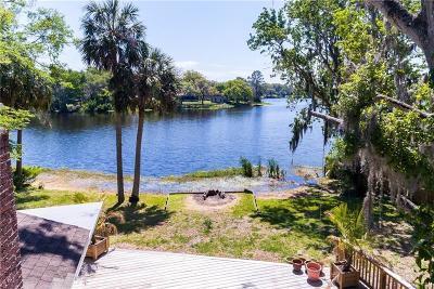 Altamonte Springs Single Family Home For Sale: 802 Florida Boulevard