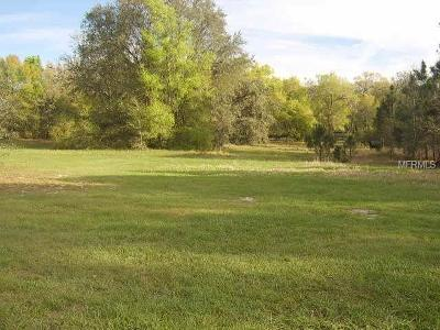 Howey In The Hills Residential Lots & Land For Sale: Gopher Road