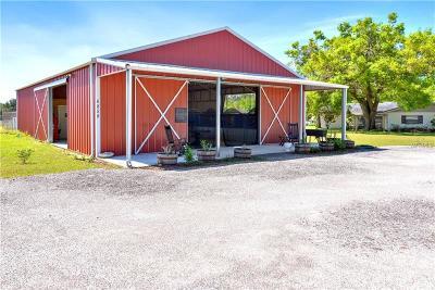 mount dora Commercial For Sale: 6858 Sadler Road