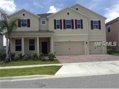 Kissimmee Single Family Home For Sale: 3621 Mt Vernon Way