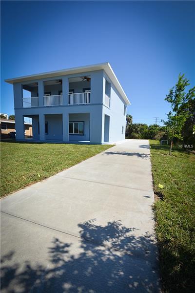 Port Orange Single Family Home For Sale: 3925 S Peninsula Drive