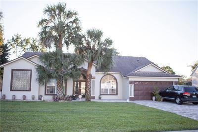 Single Family Home For Sale: 10150 Brandon Circle