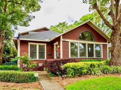 Orlando Single Family Home For Sale: 1001 E Washington Street
