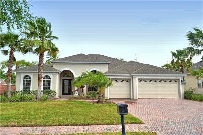 Orlando Single Family Home For Sale: 4803 Legacy Oaks Drive