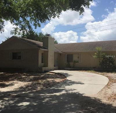 Orlando Single Family Home For Sale: 4620 Donovan Street #1