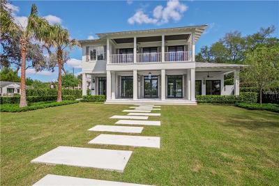 Maitland Single Family Home For Sale: 240 N Lake Sybelia Drive