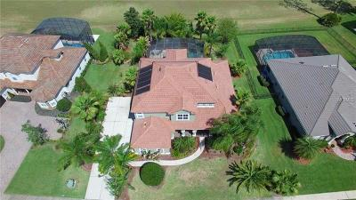 Lake Mary Single Family Home For Sale: 1668 Shadowmoss Circle