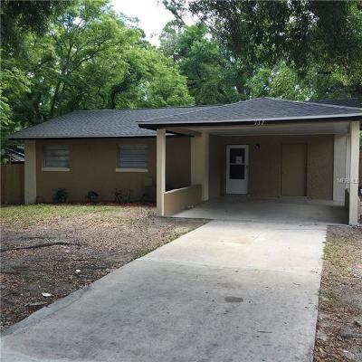 Deland Single Family Home For Sale: 732 W Hubbard Avenue