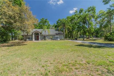 Altamonte Springs Single Family Home For Sale: 657 Eden Park Road