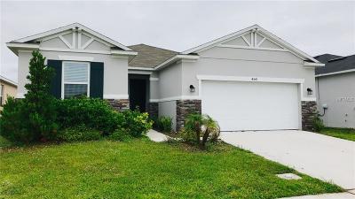 Saint Cloud Single Family Home For Sale: 4541 Baler Trails Drive