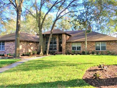 Lake Mary Single Family Home For Sale: 273 Shady Oaks Circle