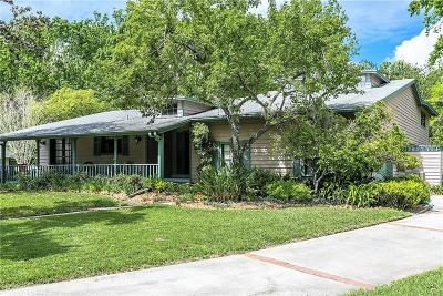 Winter Springs Single Family Home For Sale: 679 Benitawood Court