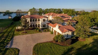 Winter Springs Single Family Home For Sale: 4780 E Lake Drive