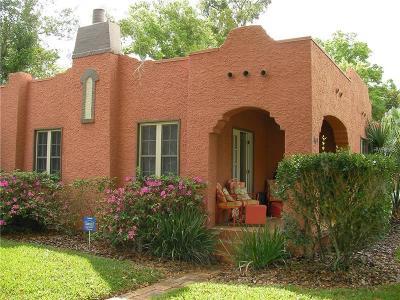 Orlando Single Family Home For Sale: 447 N Shine Avenue