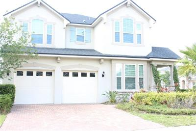 Orlando Single Family Home For Sale: 5075 Millennia Green Drive