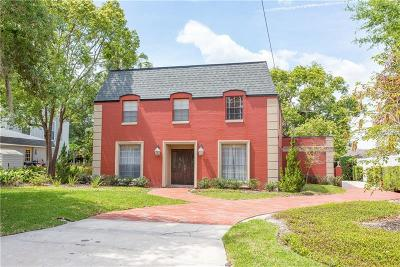 Winter Park Single Family Home For Sale: 393 Cortland Avenue