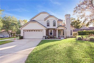 Altamonte Springs Single Family Home For Sale: 1252 Woodridge Court