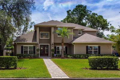Winter Park Single Family Home For Sale: 1840 Bryan Avenue