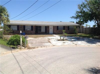 New Smyrna Beach Single Family Home For Sale: 3 Ted Circle
