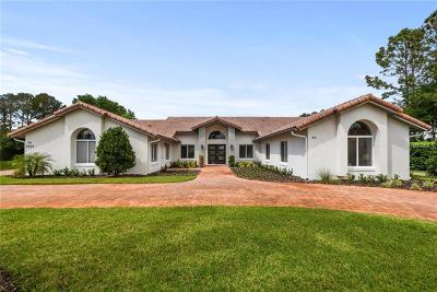 Lake County, Sumter County Single Family Home For Sale: 7737 Swiss Fairways Avenue