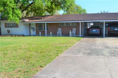 Apopka Single Family Home For Sale: 6022 Linneal Beach Drive