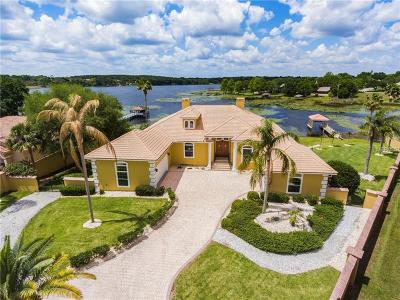 CLERMONT Single Family Home For Sale: 10843 Lakeshore Drive