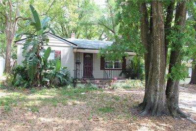 Orlando Single Family Home For Sale: 815 S Mills Avenue