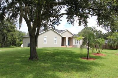 Lakeland Single Family Home For Sale: 5625 Lazy Creek Drive
