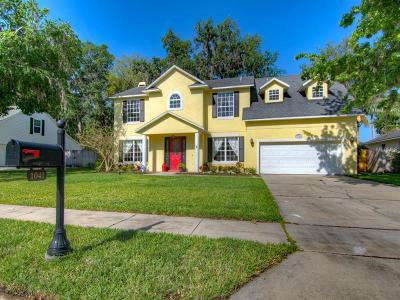 Oviedo Single Family Home For Sale: 1041 N Division Street