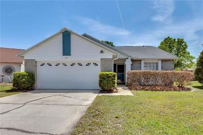 Oviedo Single Family Home For Sale: 1056 Abell Circle